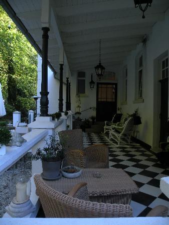 Loggia, Hotel Hochzeitshaus, Aurich