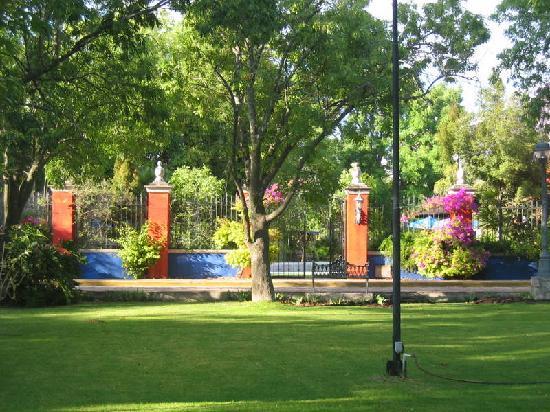 Michoacan, Mexico: bellos jardines