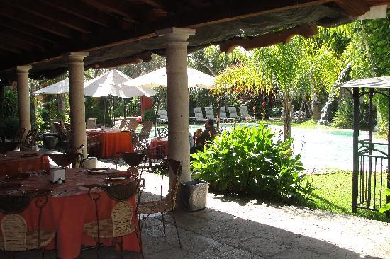 Michoacan, Mexico: terraza