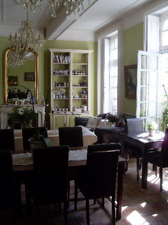 Hotel De Vigniamont: lounge