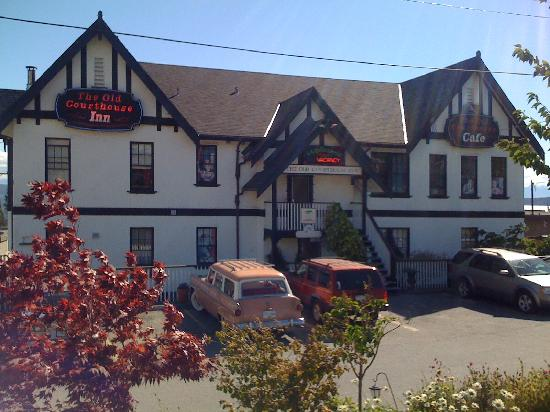 The Old Courthouse Inn : Old Courthouse Inn