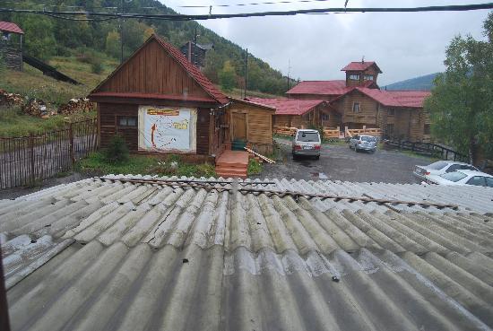 Baikalskye Terema: Las vistas desde la habitación