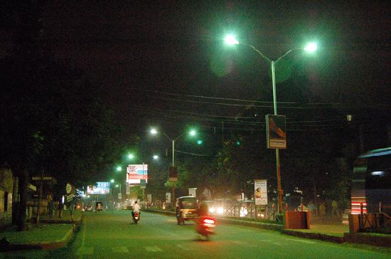 Hubli-Dharwad, India: sub road