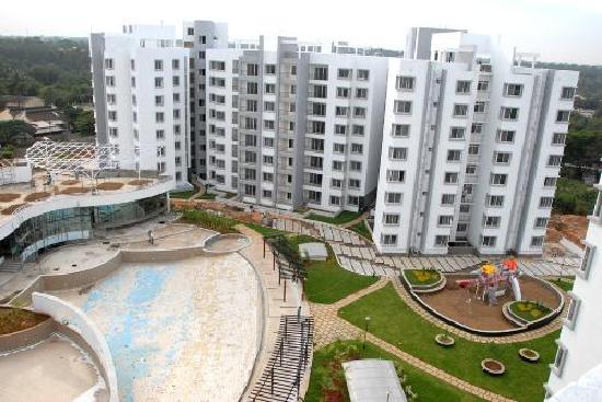 Hubli-Dharwad, India: apartments