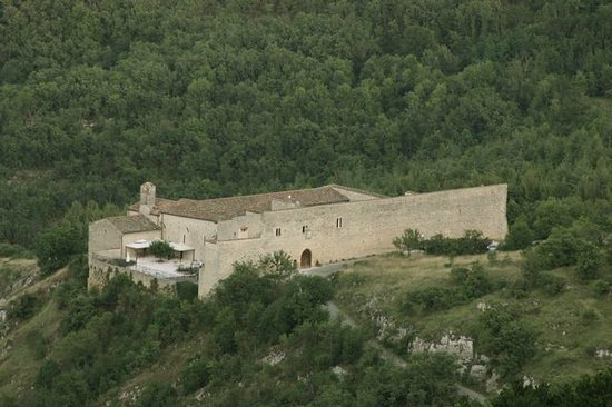 Monastero-Fortezza di Santo Spirito