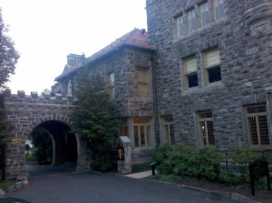 Tarrytown House Estate on the Hudson: A beautiful old classic restored castle