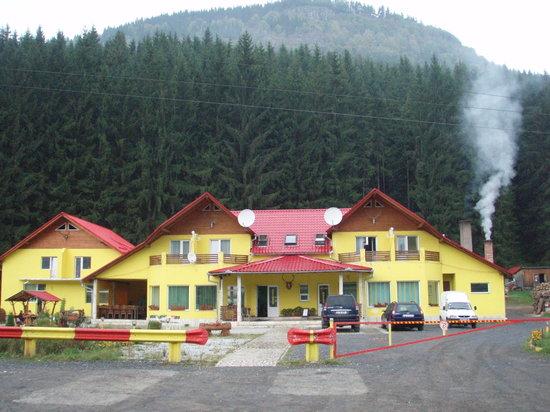 Harghita Bai, Romanya: Vue d'ensemble - Hotel Caprioara