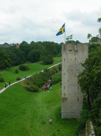 فيسبي, السويد: Visby