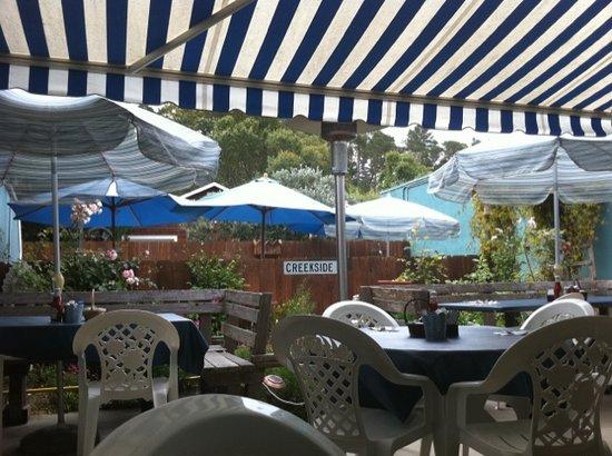 Creekside Gardens : Creekside Cafe