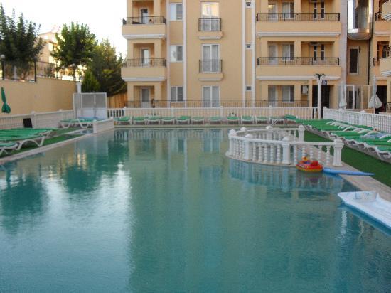 Aegean Park: Pool
