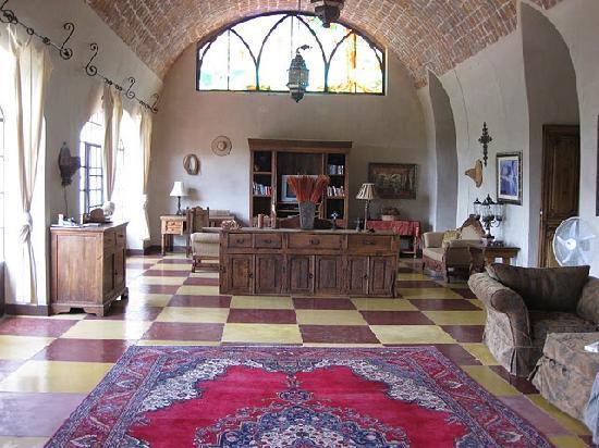 Hacienda Las Trancas: The beautiful Sala Suite