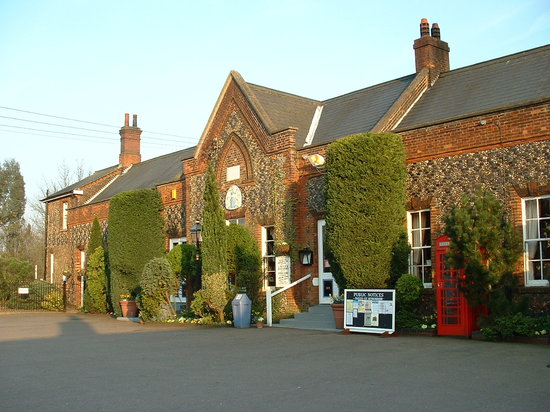 ‪Wymondham Historic Railway Station‬