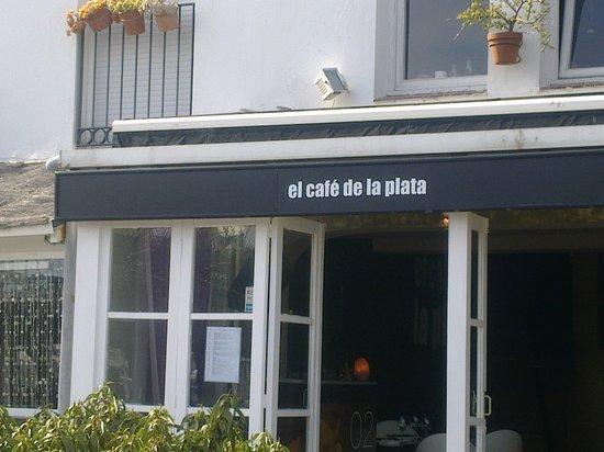 El Cafe de la Plata: Restaurante