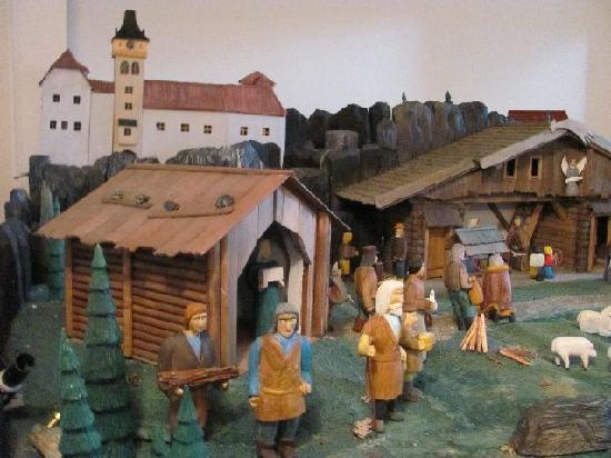 Vimperske Muzeum: about life then in the villages