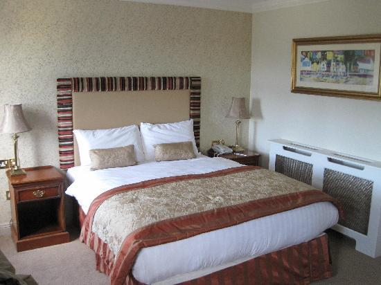 Bracken Court Hotel: Double room