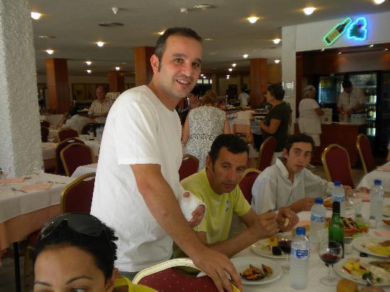 Hotel San Fermin : buffet