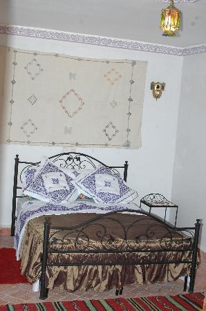 Ines Palace: chambre AMBRE