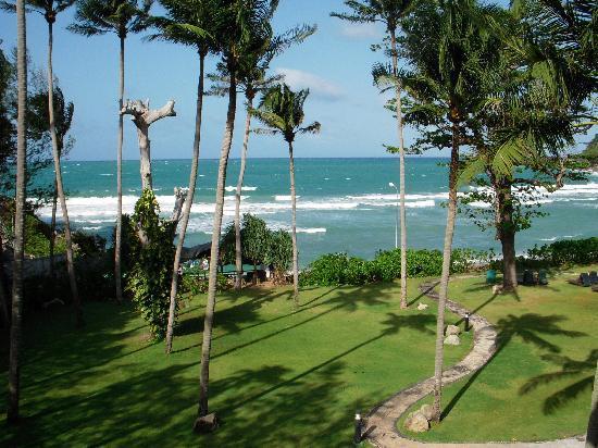 Phuket Marriott Resort & Spa, Merlin Beach: View from our room