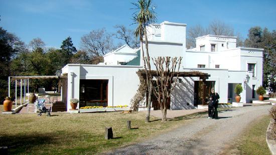 Las Moras Hotel: ENTRADA DEL HOTEL LAS MORAS