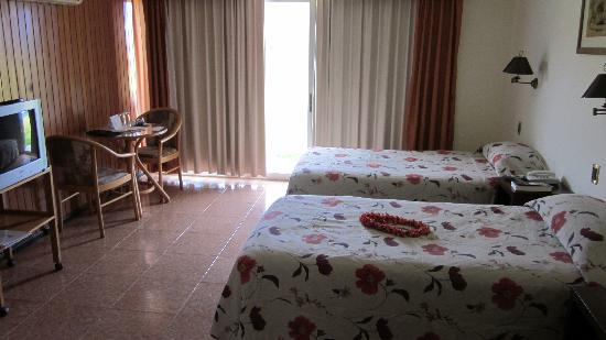 Iorana Hotel: Habitación Hotel Iorana