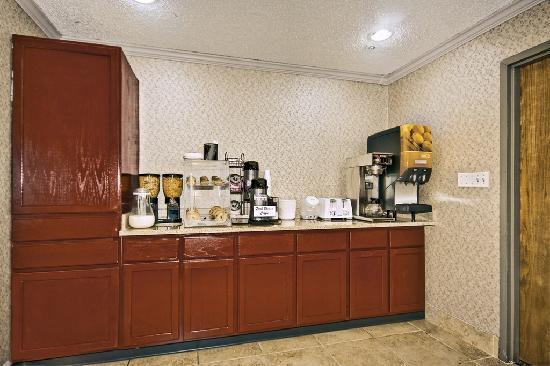 Econo Lodge - Akron: BREAKFAST