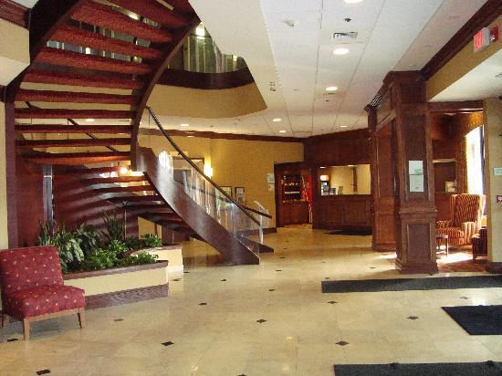 DoubleTree by Hilton Hotel Boston - Rockland: Holiday Inn Rockland, MA