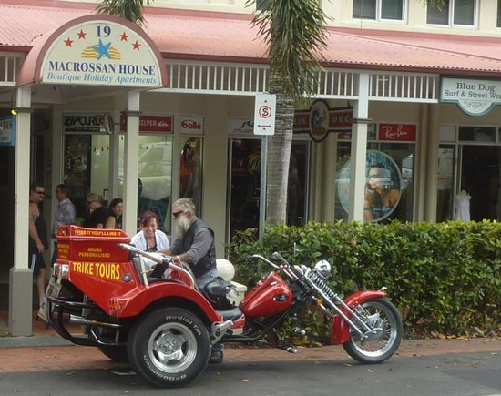 S&S Port Douglas Trike & Harley Tours