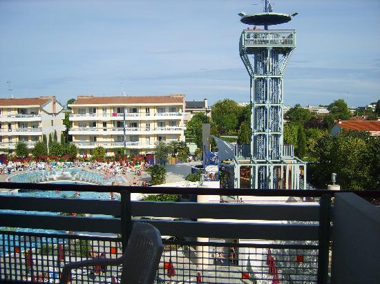 Villaggio Planetarium Resort: view of viewing tower