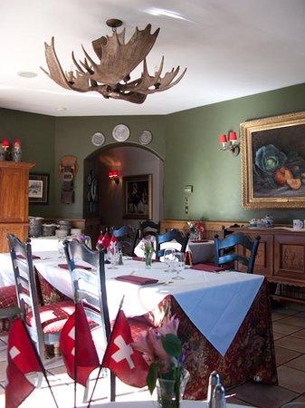 Blue Boar Inn: Fine Dining