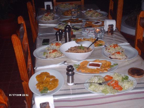 Hotel Zapata : Yummy!