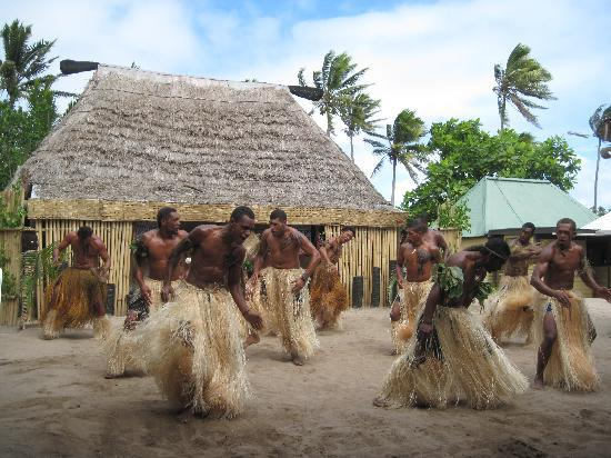Robinson Crusoe Island Resort: The cultural show