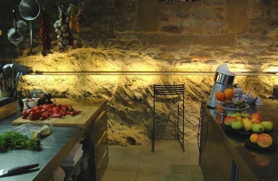 Torre di Moravola: kitchen
