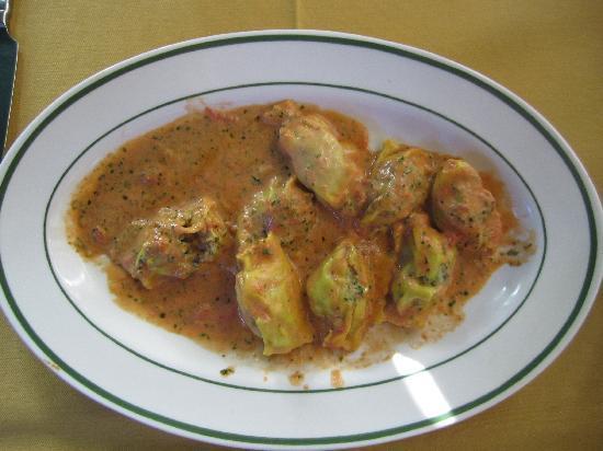 Sage Room Restaurant: Ravioli