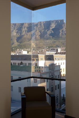 Urban Chic Boutique Hotel: The view