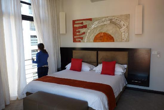 Urban Chic Boutique Hotel: Room