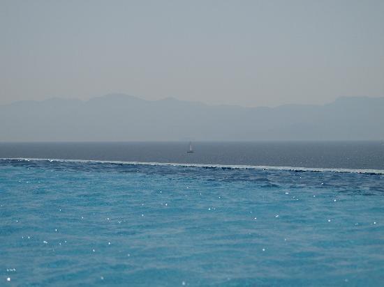 Michelangelo Resort and Spa : Pool oder Meer ?