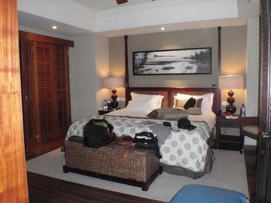 LUX Le Morne: La chambre...