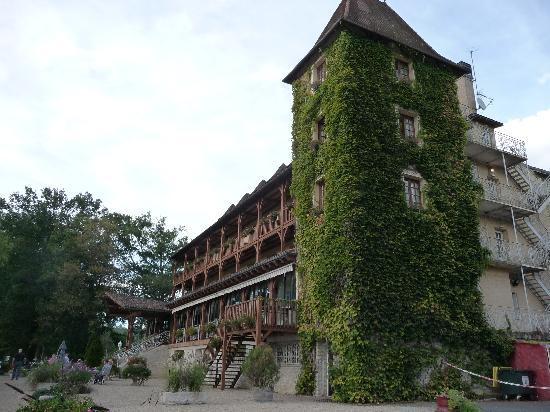 Antonne-et-Trigonant, Francja: Hotel l'ecluse