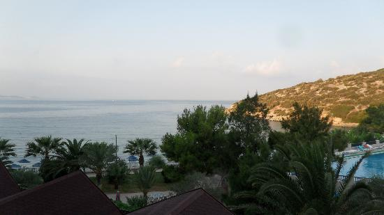 Tusan Beach Resort: view from room