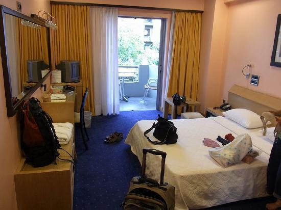 Centrotel Hotel: ホテル室内