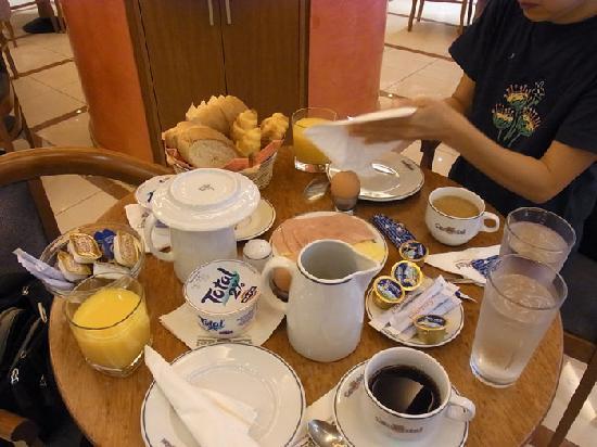 Centrotel Hotel: 朝食:別料金