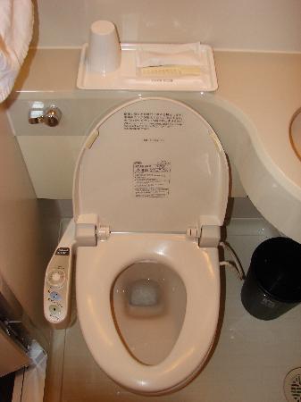 Toyoko Inn Osaka Nanba: Il WC
