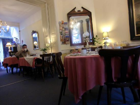 Hotel Washington: Comedor de desayuno