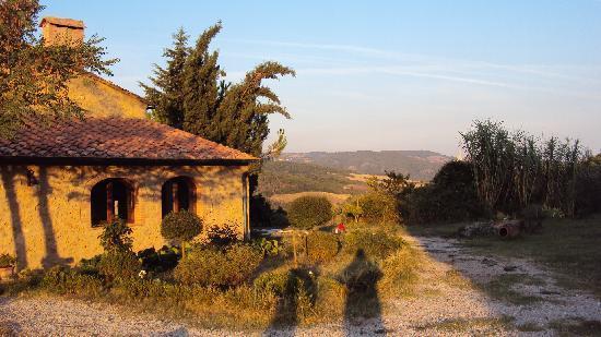 Agriturismo Apparita: L'atmosphère