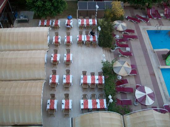Kayamaris Hotel : hotel restaurant