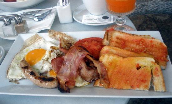 Cappuccino Palau March : Desayuno.