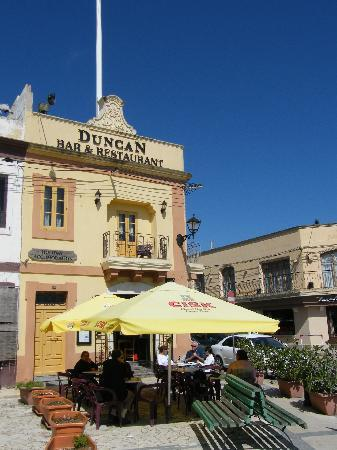 Duncan Guest House: Duncan Bar & Restaurant