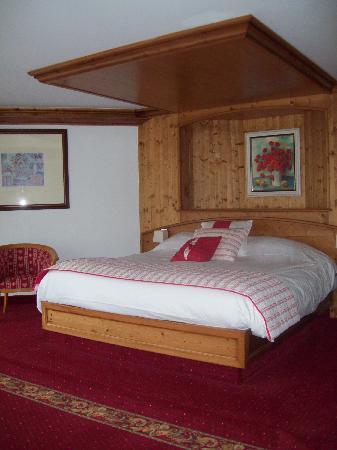 Hotel Julien : Chambre Prince de Salm