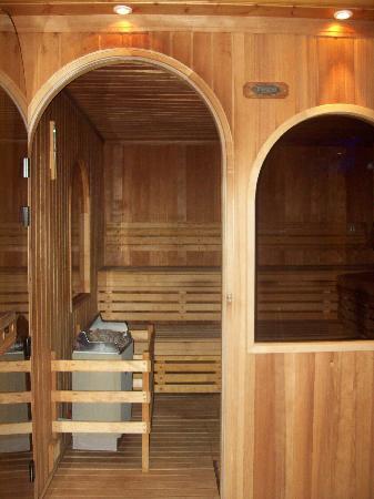 Hotel Julien: Sauna