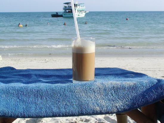 Loma Resort & Spa: An der Beach